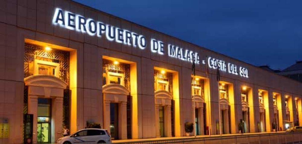 Spain. Getting to Malaga Costa del Sol Airport