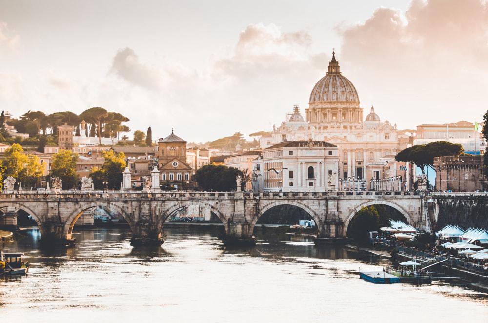 Rome Fiumicino International Airport Transfers
