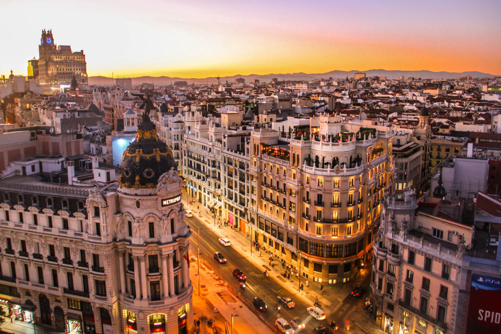 Madrid Barajas Airport Transfers
