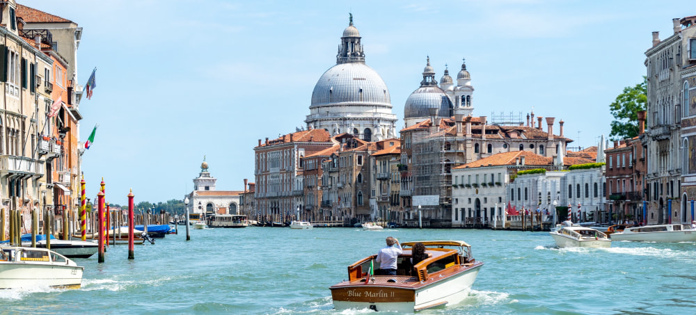 Venezia Marco Polo Airport Transfers