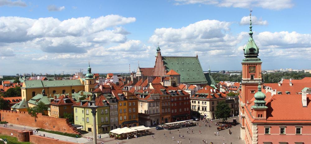 Warsaw Modlin Airport Transfers