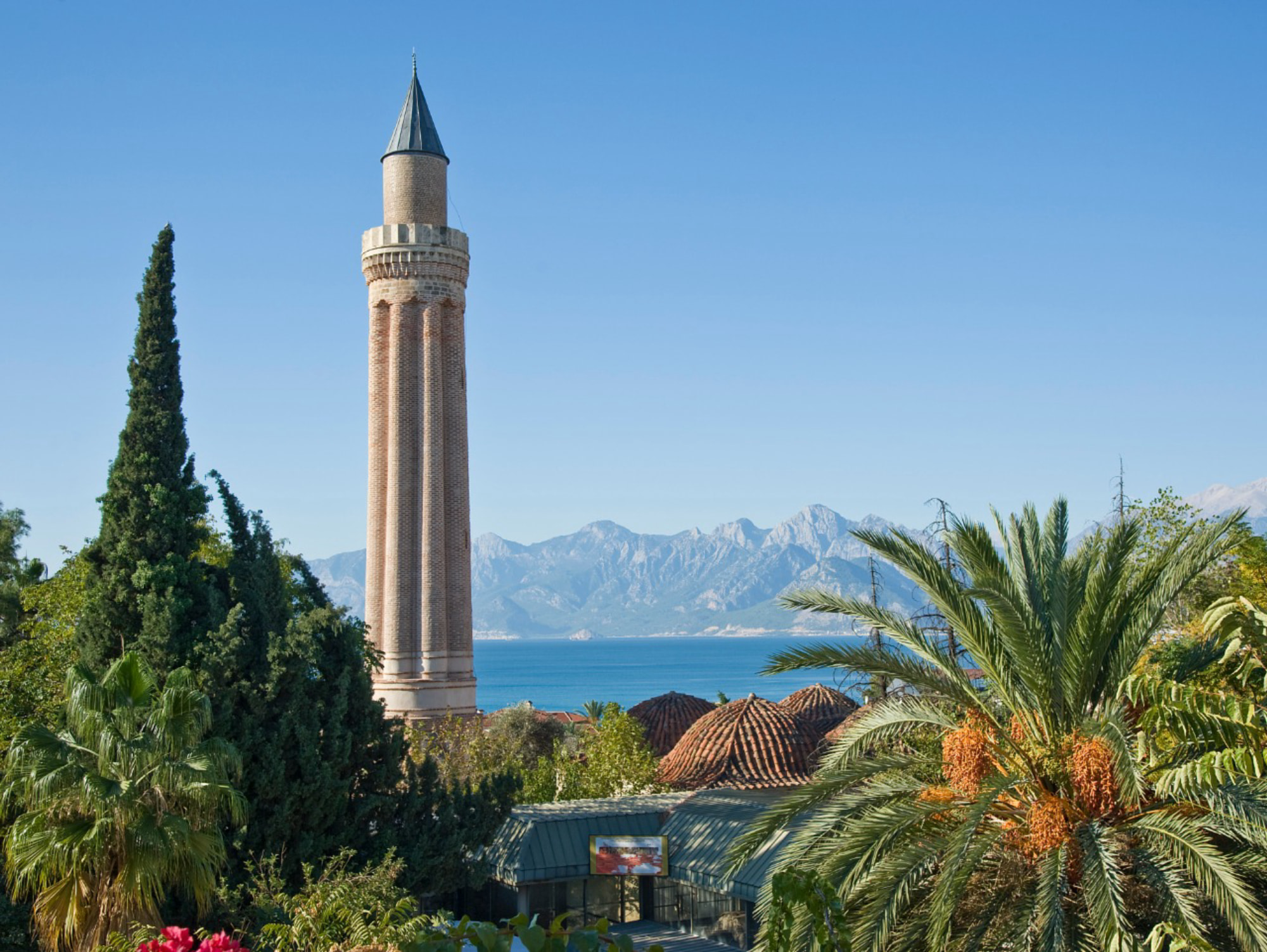 Getting to Antalya, Turkey