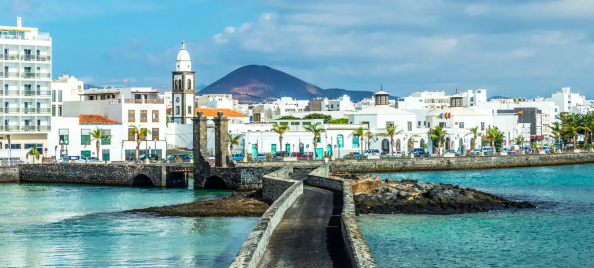 Getting to Lanzarote, Spain