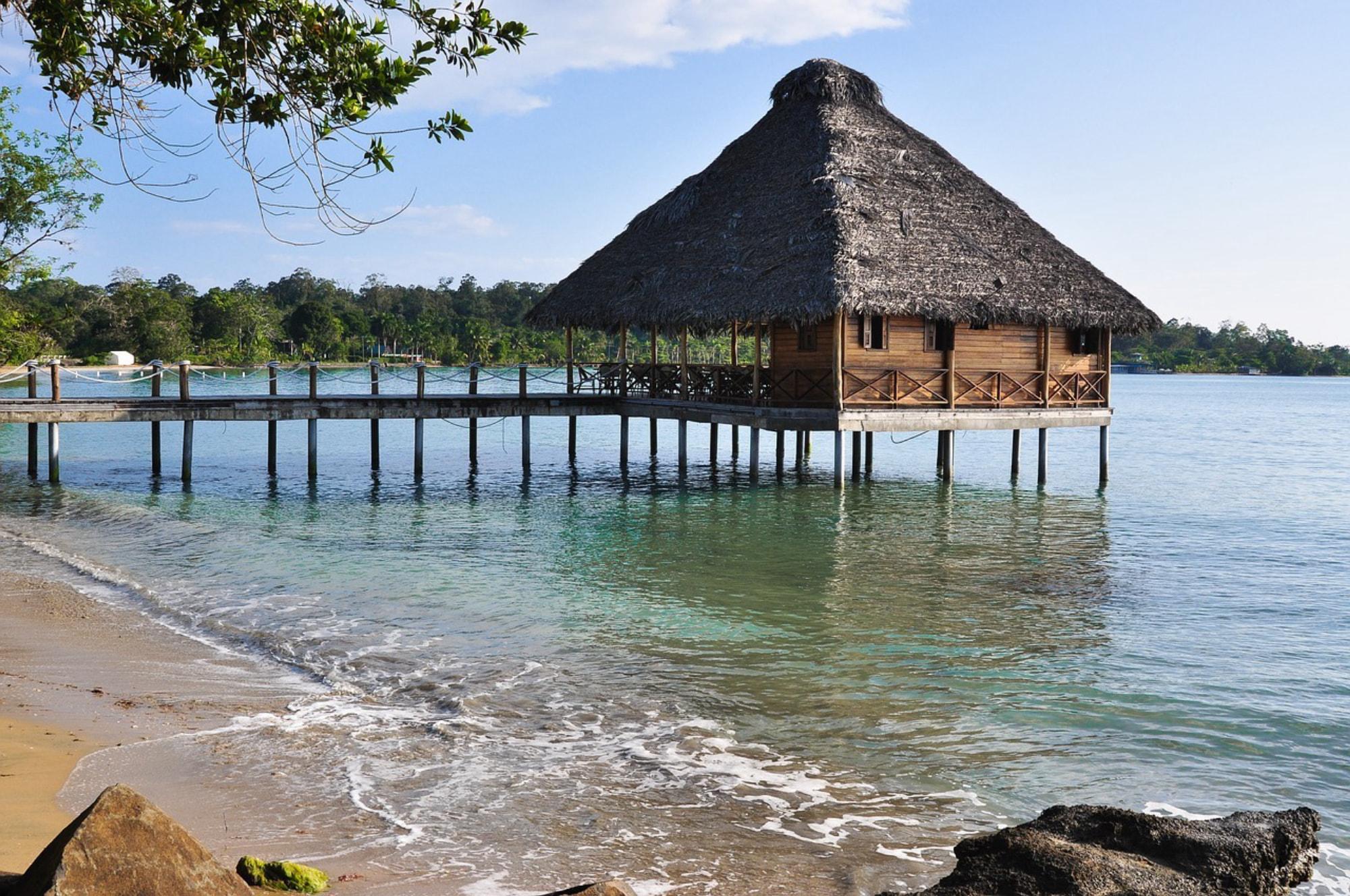 Getting to Bocas del Toro, Pamana