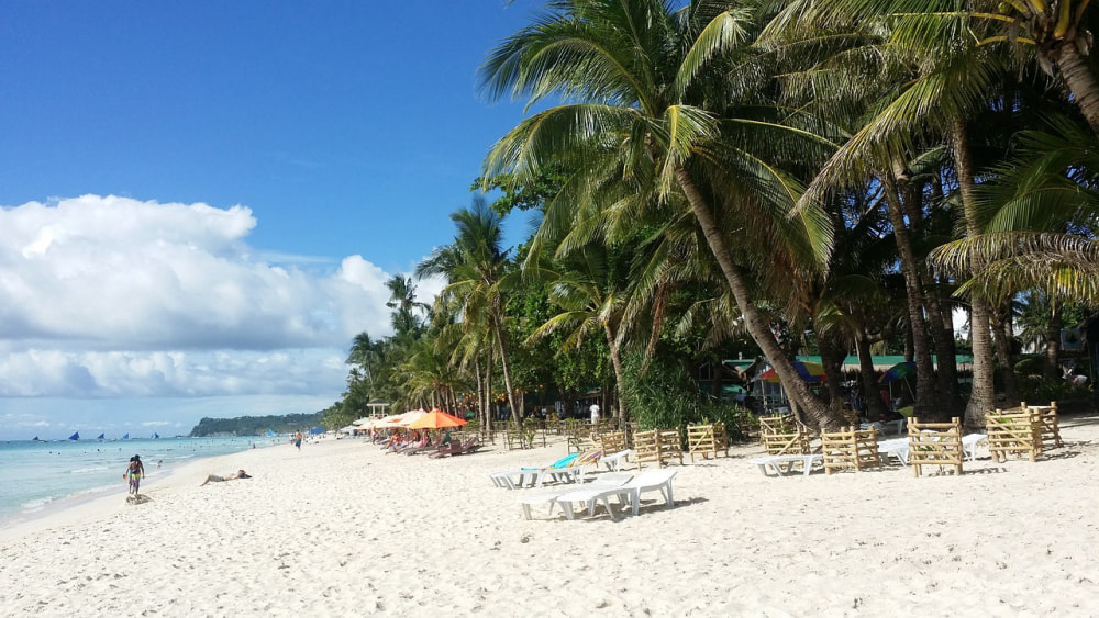 Getting to Boracay, Philippines