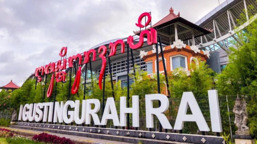 Indonesia. Getting to Ngurah Rai - Bali International Airport