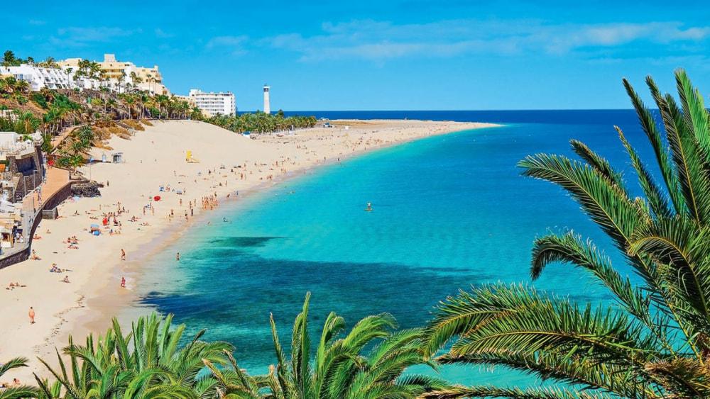Getting to Fuerteventura, Spain