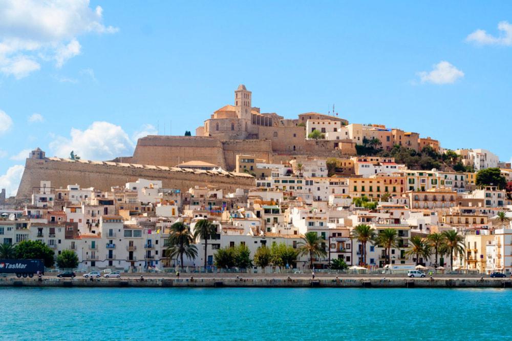Getting to Ibiza, Spain