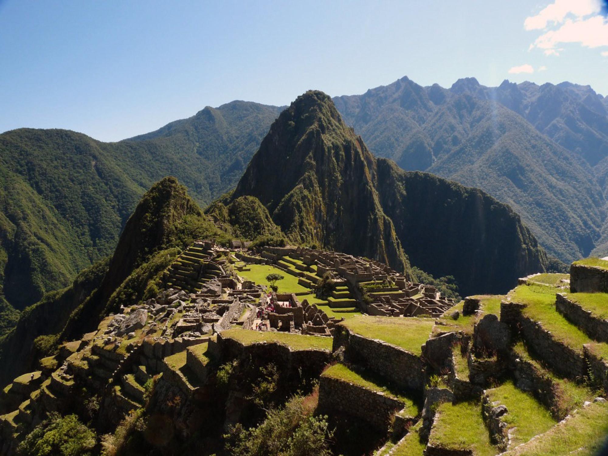 Getting to Cusco & The Inca Trail, Peru