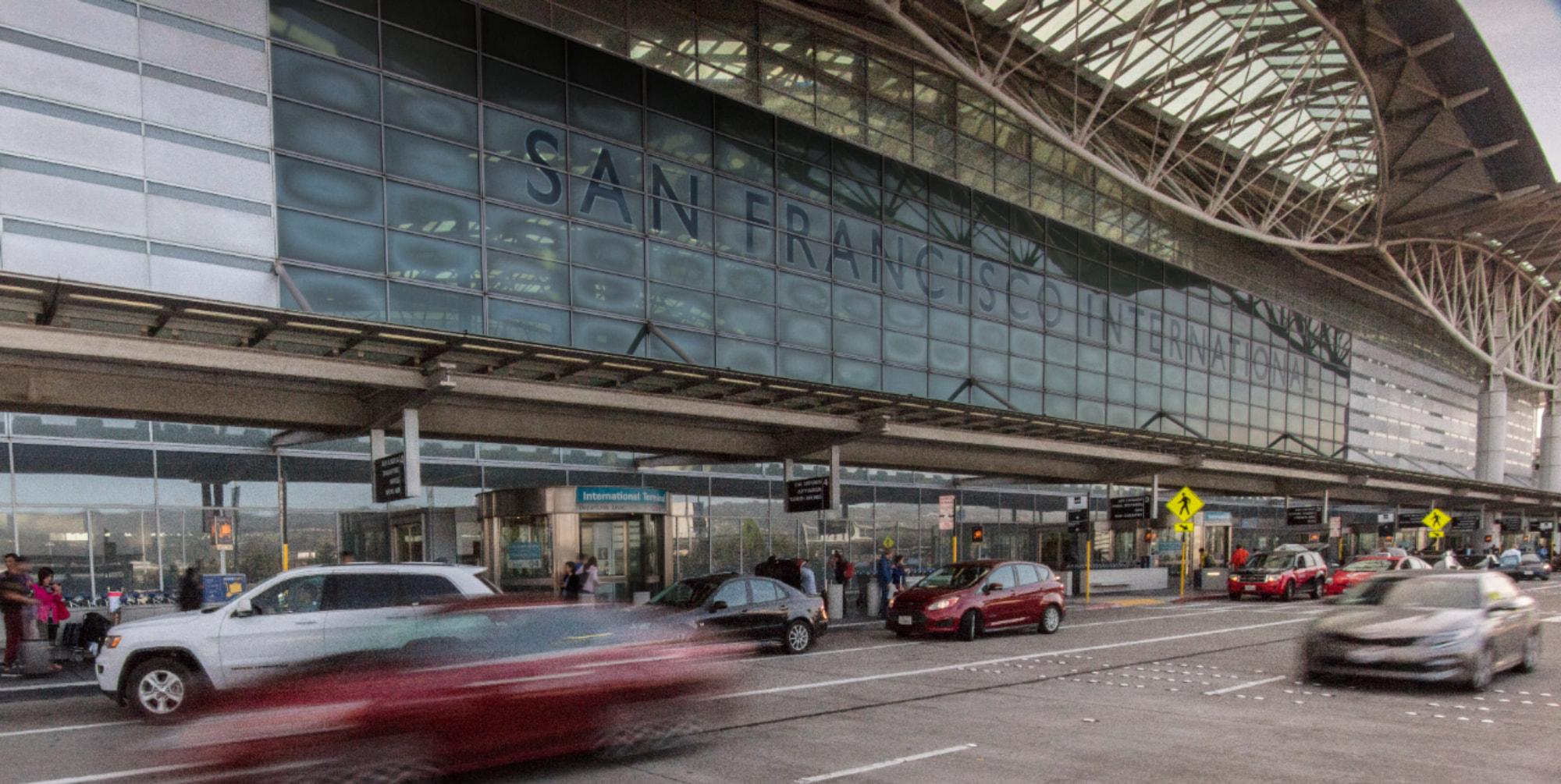 Terminal Maps San Francisco International Airport
