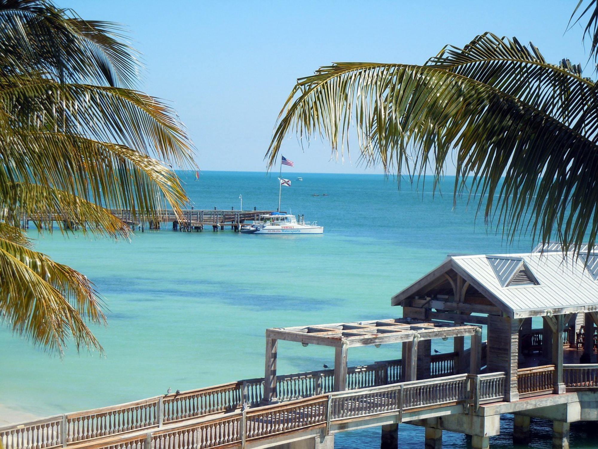 Getting to The Florida Keys, United States