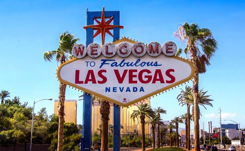 Getting to Las Vegas, United States