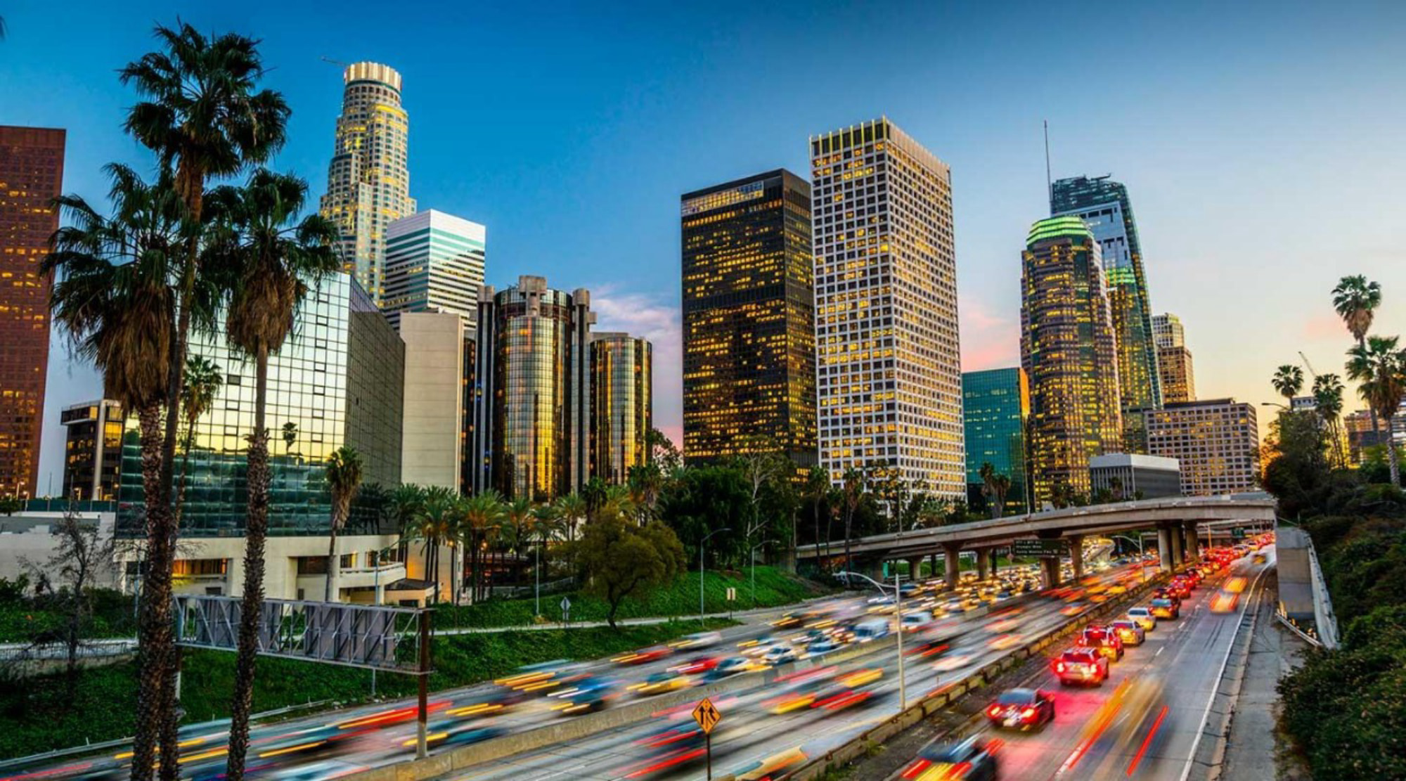 Getting to Los Angeles, United States
