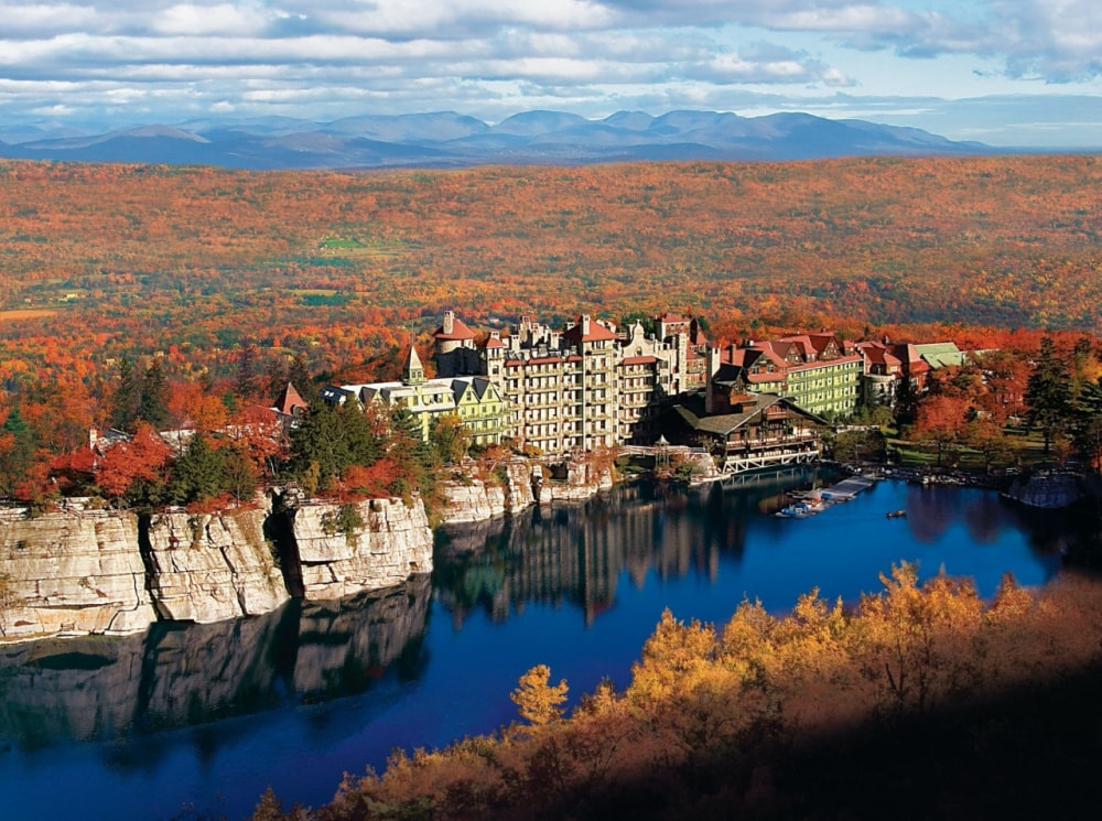 Getting to The Catskills, United States