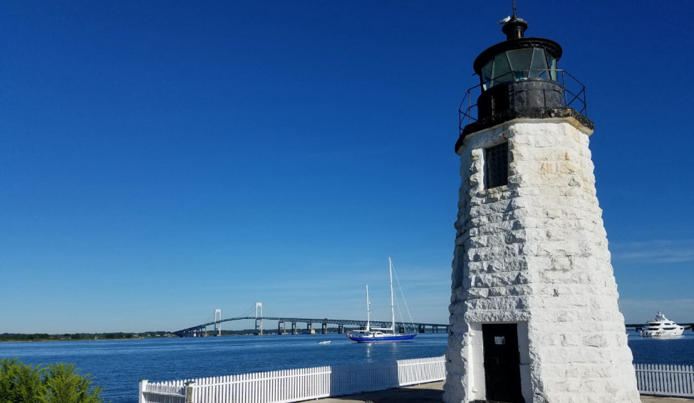 Getting to Newport, United States