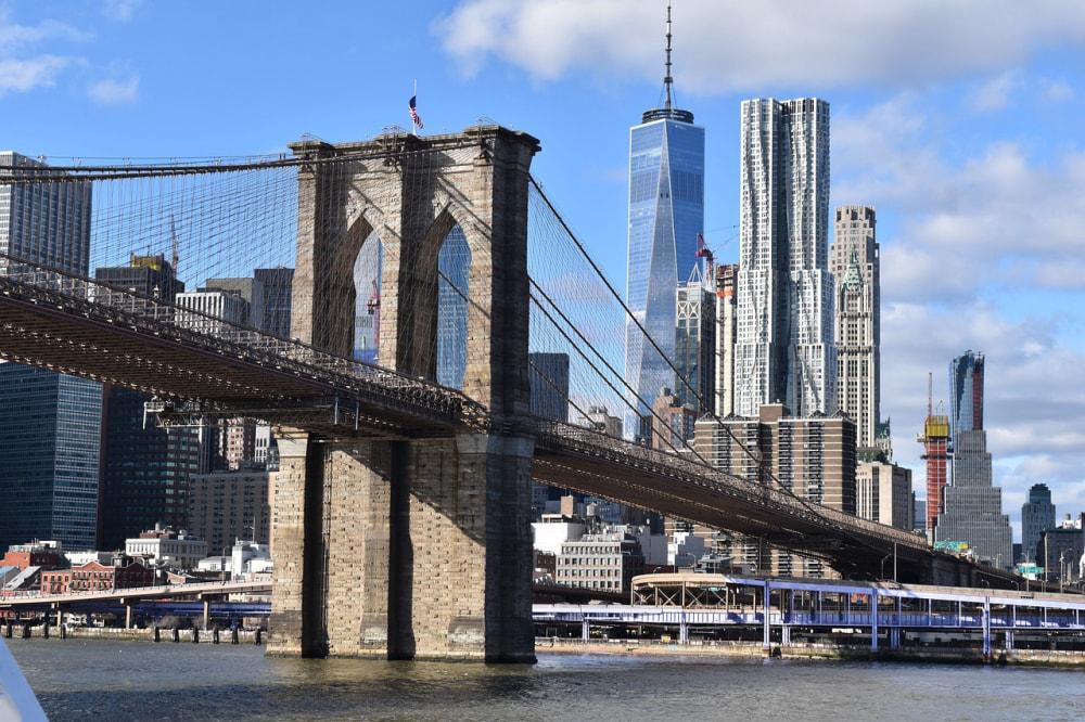 Getting to Brooklyn, New York
