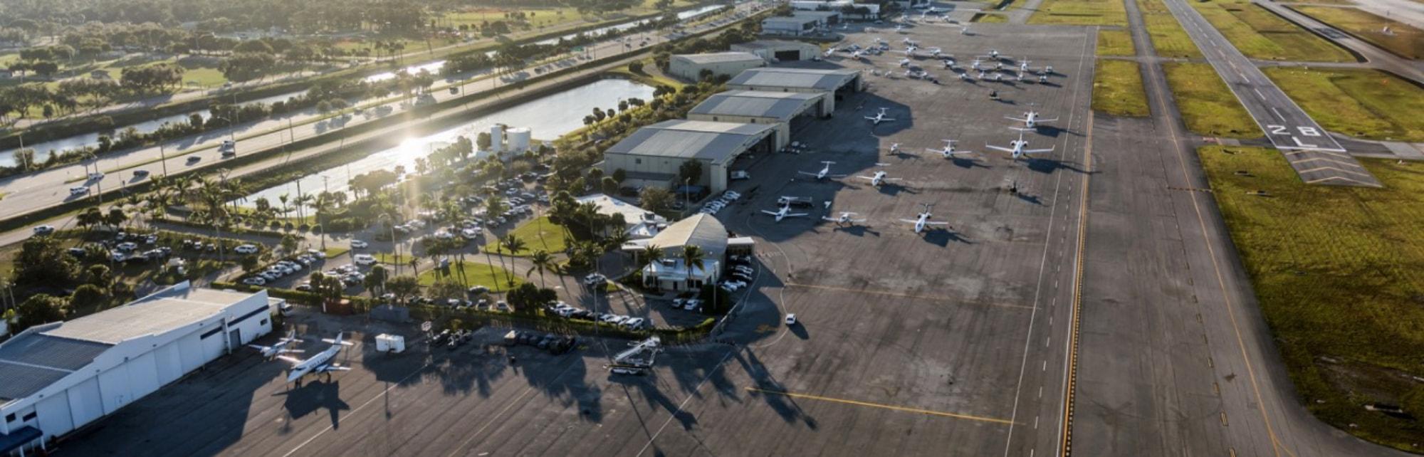 Terminal Maps Palm Beach International Airport