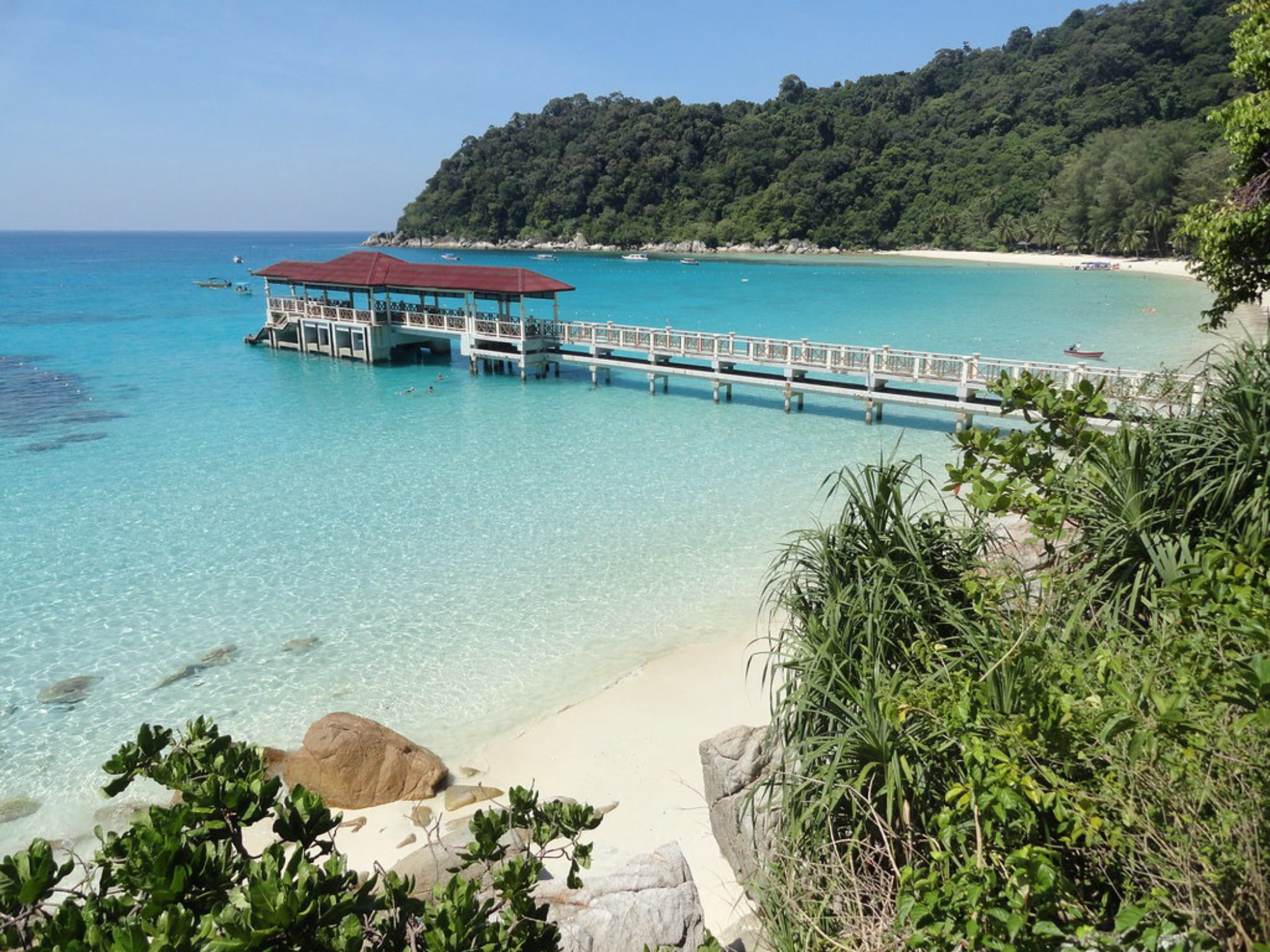 Getting to Perhentian Islands, Malaysia