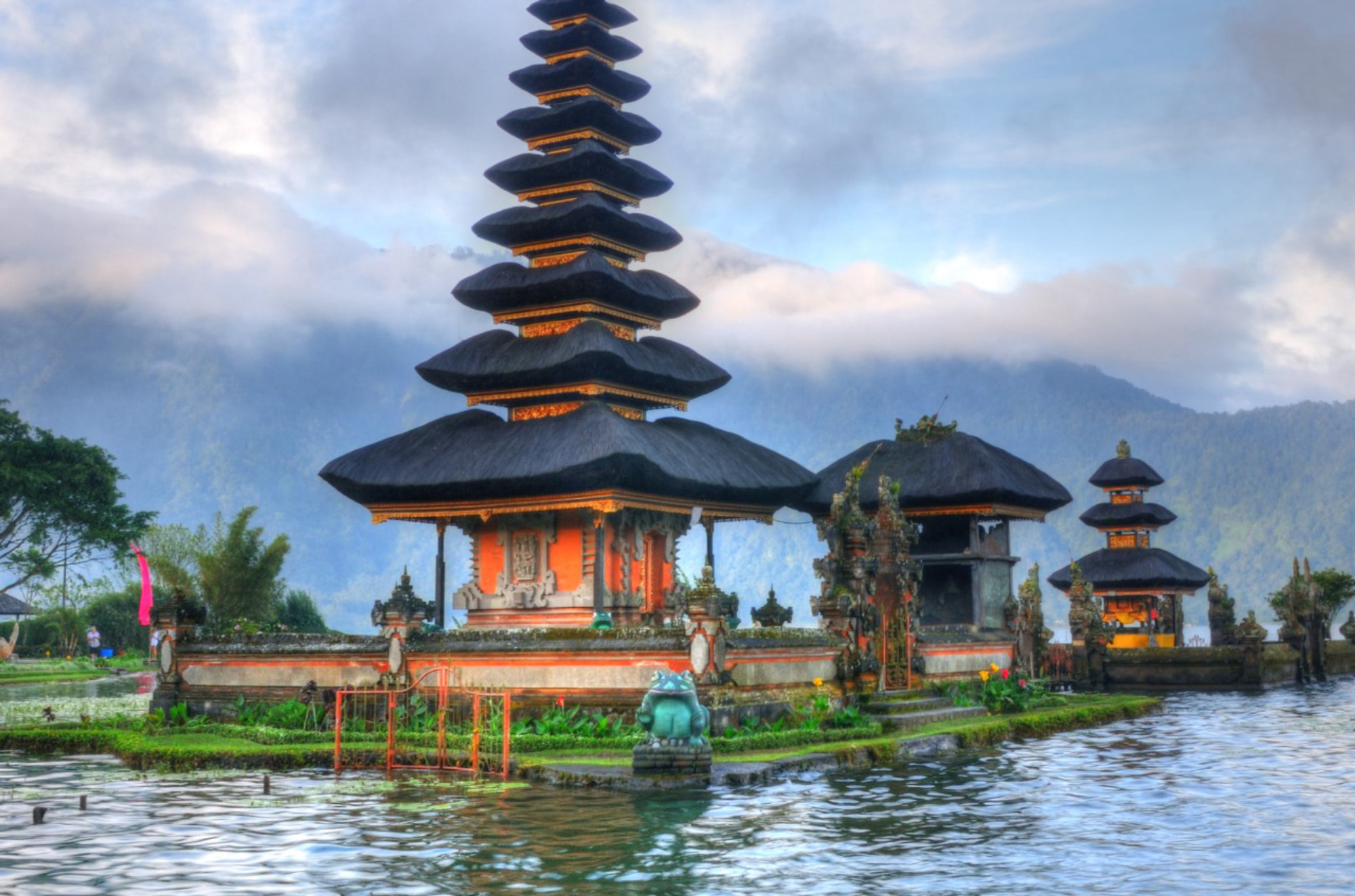 Getting to Bali, Indonesia