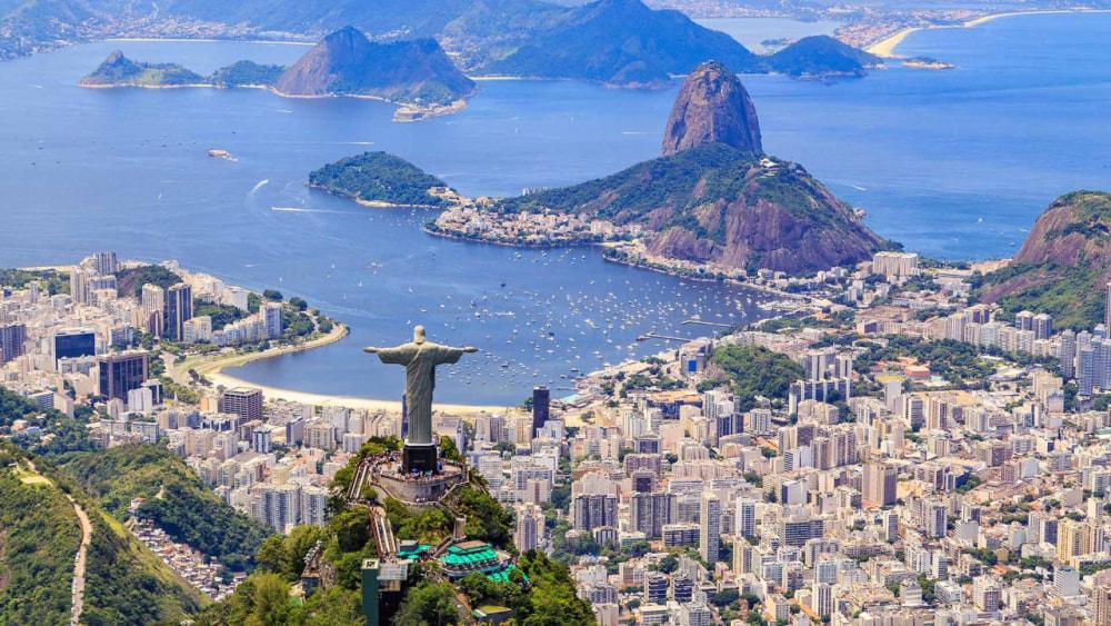 Brazil. Getting to Rio de Janeiro Galeão International Airport