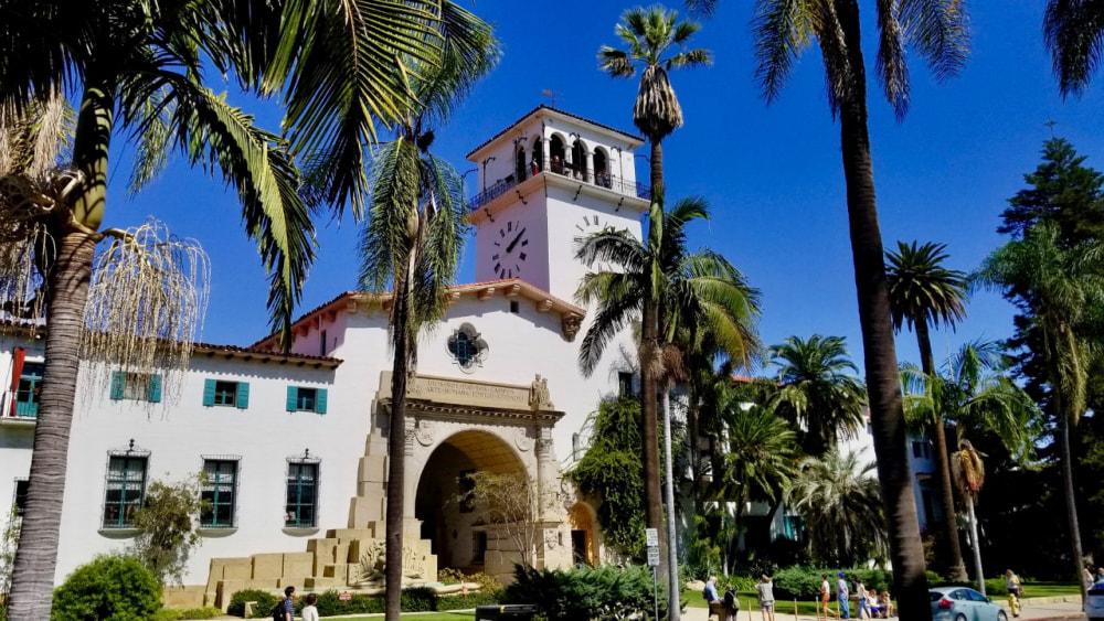 Getting to Santa Barbara, California