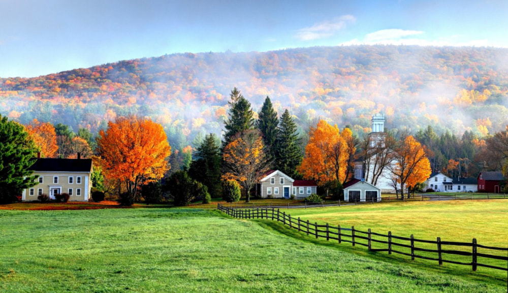 Getting to The Berkshires, United States
