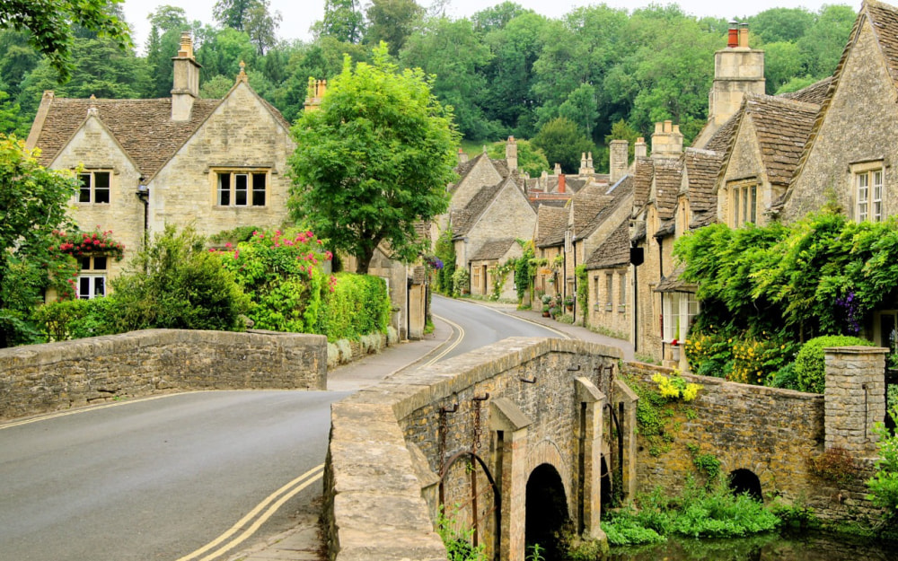 Getting to The Cotswolds, United Kingdom