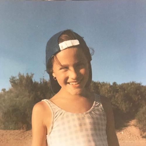 Picture of Georgina Gallo as a baby