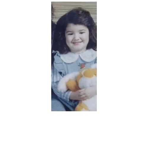 Picture of Carolina Baldasso as a baby