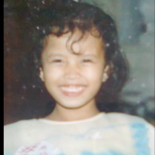 Picture of Chelsea Salcedo as a baby