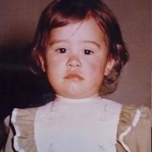 Picture of Liliana Merino as a baby